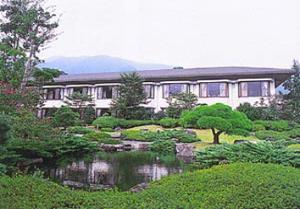 箱根施設の外観